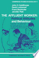 The Affluent Worker