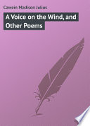 download ebook a voice on the wind, and other poems pdf epub