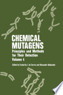 Chemical Mutagens book