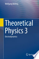 Theoretical Physics 3 book