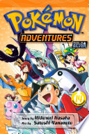 Pok  mon Adventures  Gold and Silver