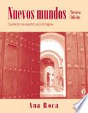 Nuevos Mundos, workbook, 3rd Edition