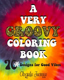 A Very Groovy Coloring Book