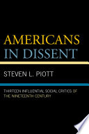 Americans in Dissent
