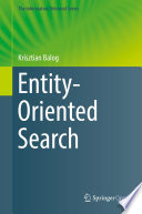 Entity Oriented Search