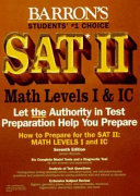 How to prepare for SAT II  mathematics level I IC