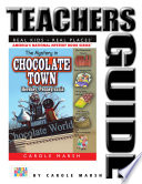 The Mystery in Chocolate Town   Hershey  Pennsylvania Teacher s Guide