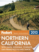 Fodor s Northern California 2013