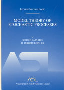 Model theory of stochastic processes