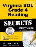 Virginia SOL Grade 4 Reading Secrets Study Guide