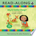 Why Do Families Change  Read Along Book PDF