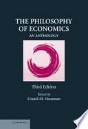The Philosophy of Economics
