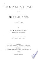 A The Art of War in the Middle Ages