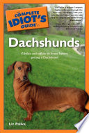 The Complete Idiot s Guide to Dachshunds