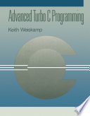 Advanced Turbo C Programming