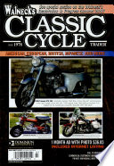 WALNECK'S CLASSIC CYCLE TRADER, JULY 2007