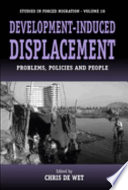 Development induced Displacement Book PDF