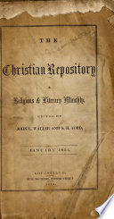 The Christian Repository Book PDF