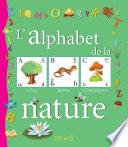 illustration L'alphabet de la nature