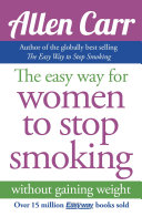 Book Allen Carr's Easy Way for Women to Stop Smoking