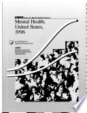 Mental Health United States 1996