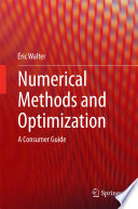 Numerical Methods And Optimization book