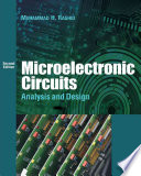 Microelectronic Circuits  Analysis   Design