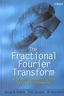 The Fractional Fourier Transform book