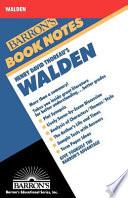 Henry David Thoreau s Walden