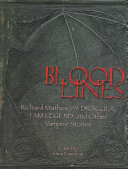 Ebook Blood Lines Epub Richard Matheson,Mark Dawidziak Apps Read Mobile