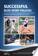 Successful Elite Sport Policies