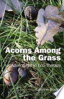 Acorns Among the Grass