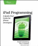 IPad Programming
