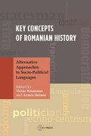Key Concepts of Romanian History