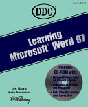 Learning Microsoft Word 97