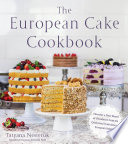 Book The European Cake Cookbook