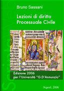 """Book Lezioni di diritto Processuale Civile. Edizione 2006 per l'Università """"G.D'Annunzio"""""""