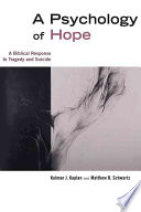 A Psychology of Hope