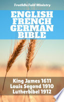 English French German Bible