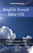 English French Bible VIII