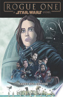 Star Wars  Rogue One Graphic Novel Adaptation