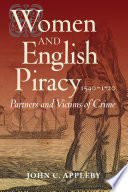 Women and English Piracy  1540 1720