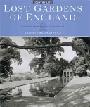 Lost Gardens of England Book PDF