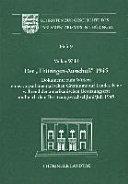 """Der """"Thüringen-Ausschuss"""" 1945"""
