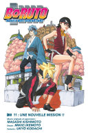 Boruto   Naruto next generations   Chapitre 11   Une nouvelle mission