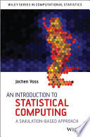 An Introduction to Statistical Computing