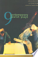 Nine Contemporary Jewish Plays