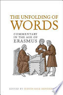 The Unfolding of Words