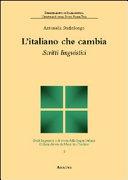 L'italiano che cambia