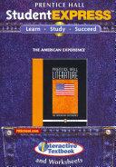 Prentice Hall Literature Student Express